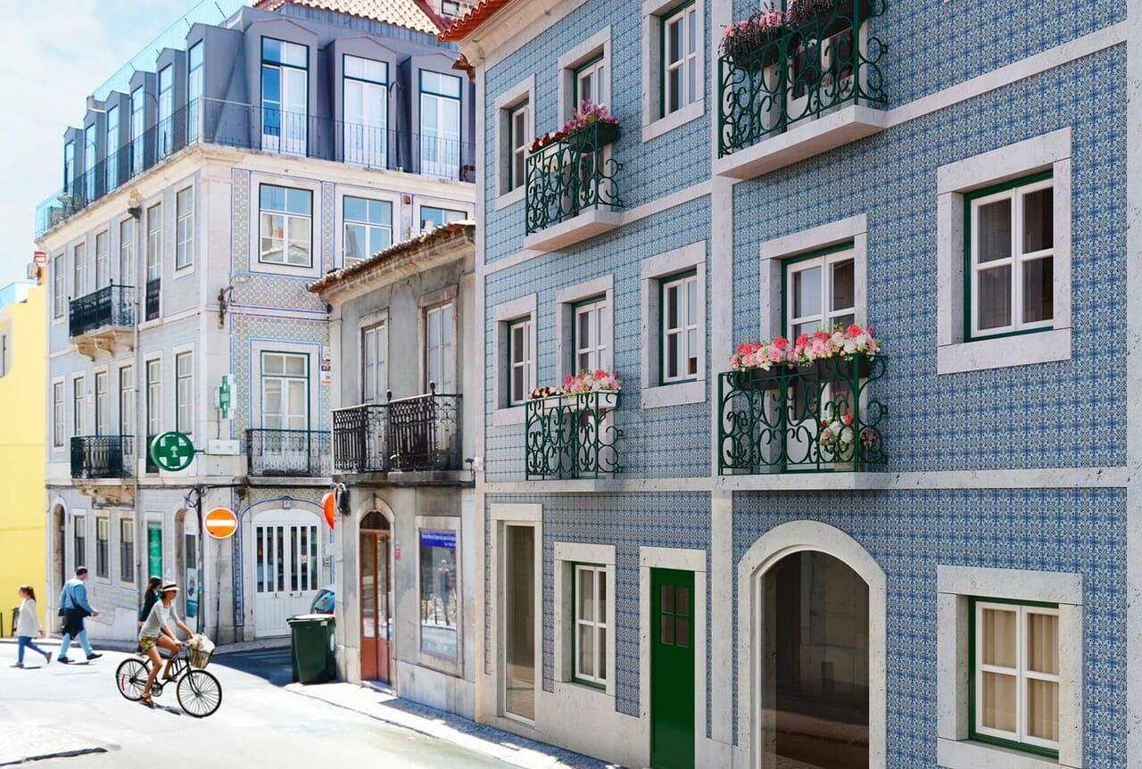 perumahan portugal image