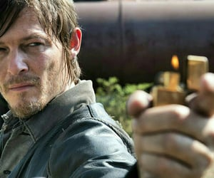 norman, amc, and twd image