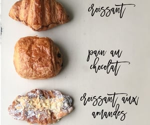cafe, croissant, and food image