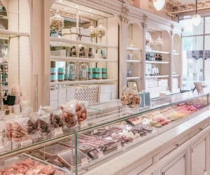 cafe, boulangerie, and food image