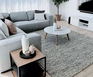 home design, living room, and home inspiration image