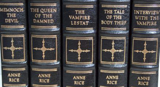 ancient, mythology, and anne rice image