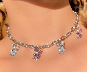 collar, joyas, and necklace image