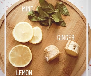 healthy, drink, and detox image