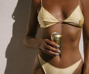 bikini, style, and tumblr image