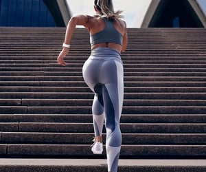 running and fitness image