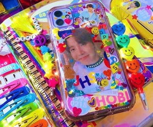 colorful, hobi, and rainbow core image