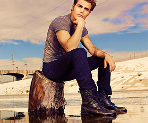 the vampire diaries, Hot, and paul image