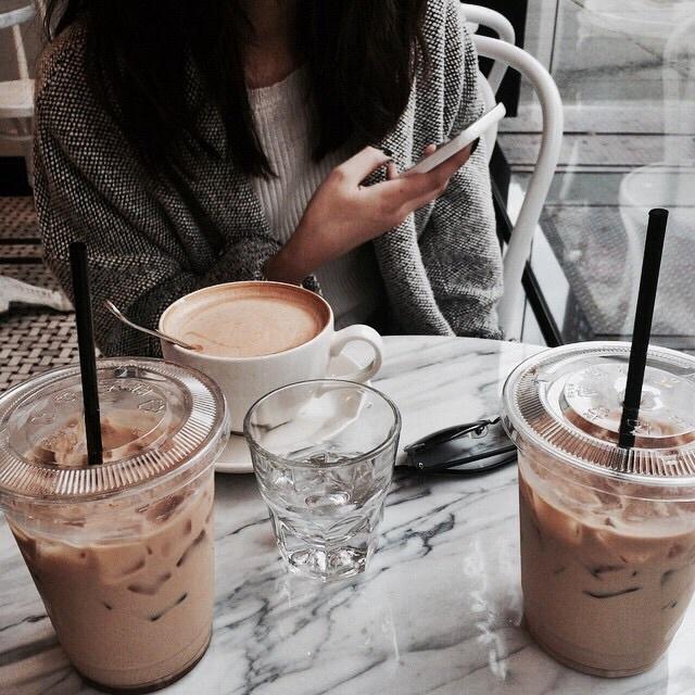 articles, coffee shop, and fashion sense image