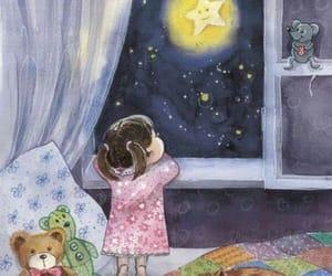 картинка, сон, and звезда image