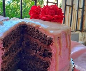 cake, cupcakes, and chocolate image