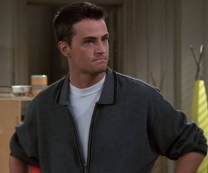 chandler bing, friends chandler, and friends image