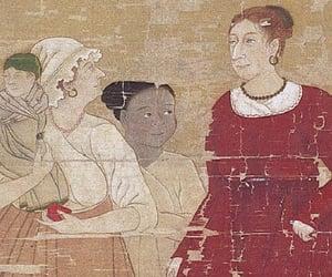 женщины, япония, and дэдзима image