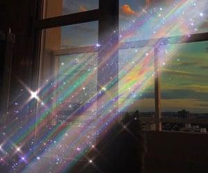 aesthetic, aesthetics, and rainbow image