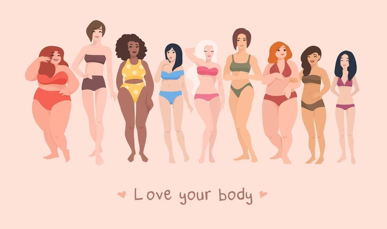 article, body image, and love image