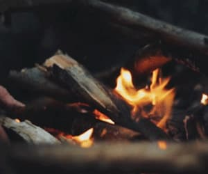 fire and gif image
