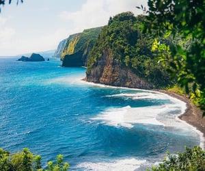 hawaii, nature, and paradise image