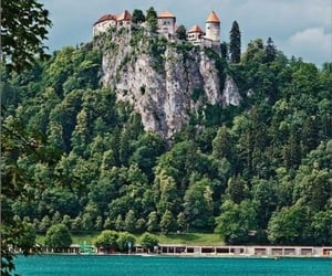 slovenia, lake bled, and 🇸🇮 image