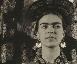 art, frida kahlo, and paint image