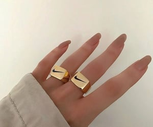 nike and rings image