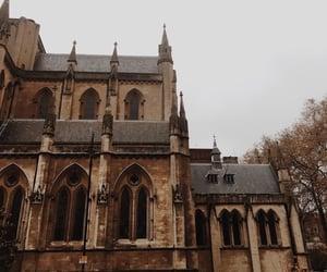 architecture and dark academia image