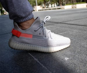 tail light, boost shoes, and boost 350v2 image