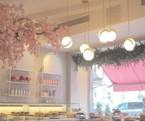aesthetic, interior, and cafe image