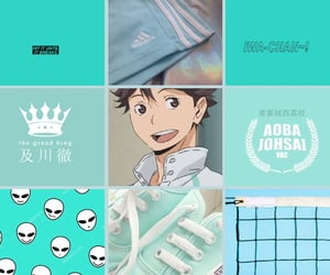 anime, manga, and aoba johsai image