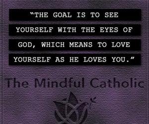 Catholic, confidence, and love image