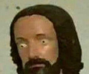jesus, memes, and shook image