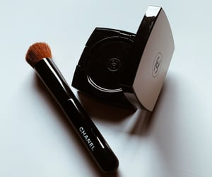 cc, coco chanel, and make up image