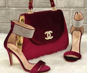 chanel and red image