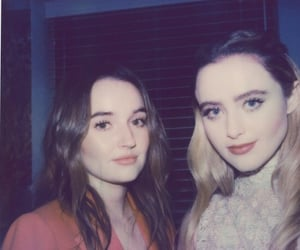kaitlyn dever and kathryn newton image
