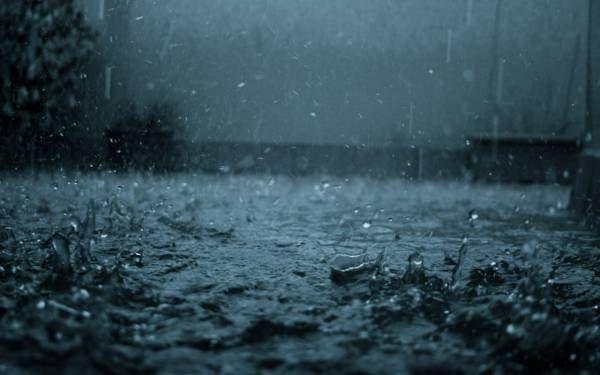 rain and water image
