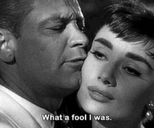 audrey hepburn, fool, and retro image