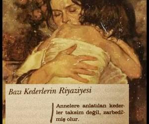 anne, alıntı, and turkce image