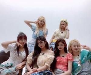 girl group, kpop, and everglow image