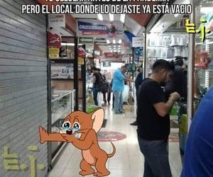 celular, jerry llorando, and Plaza image