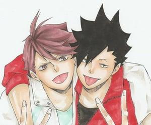 anime, anime art, and haikyuu image
