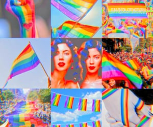 aesthetics, rainbow, and froot image