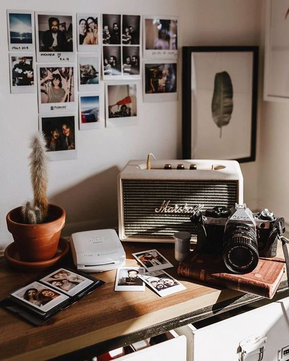 vintage, aesthetic, and camera image
