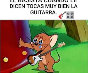 music, tom and jerry, and jerry mouse image
