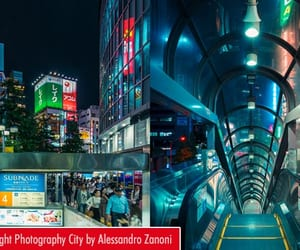 night photography, urban photography, and photography image