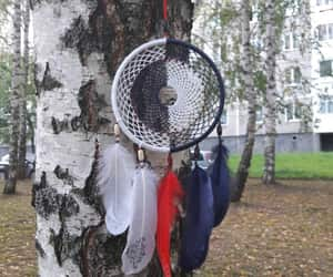dream catcher, etsy, and traumfänger image