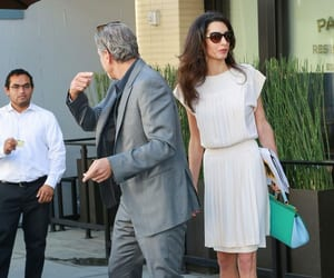 chanel, amal clooney, and grecian image