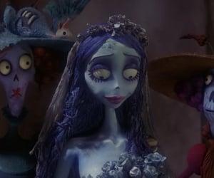 cap, corpse bride, and film image