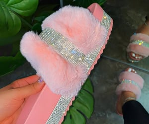 bling, style, and pink image