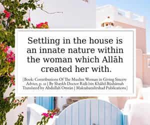 hijab, müslimah, and hayaa image