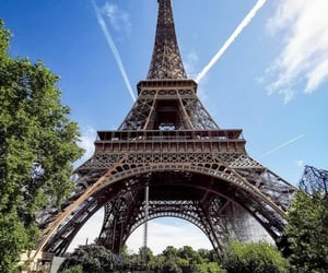 ciudad, photography, and torre eiffel image
