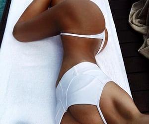 abs, fitness, and bikini image